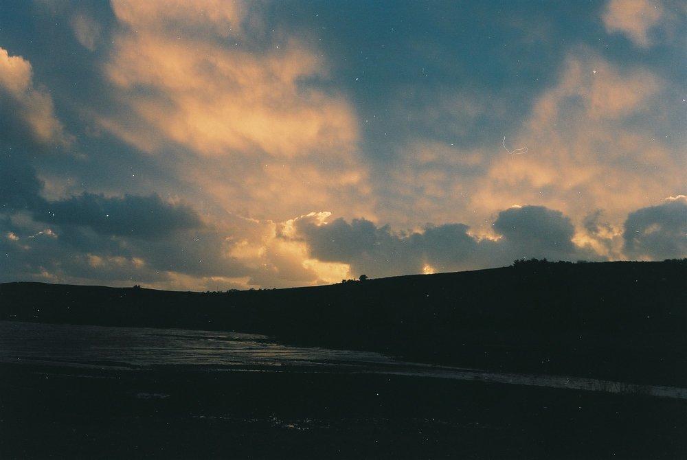 Sky in Skye.