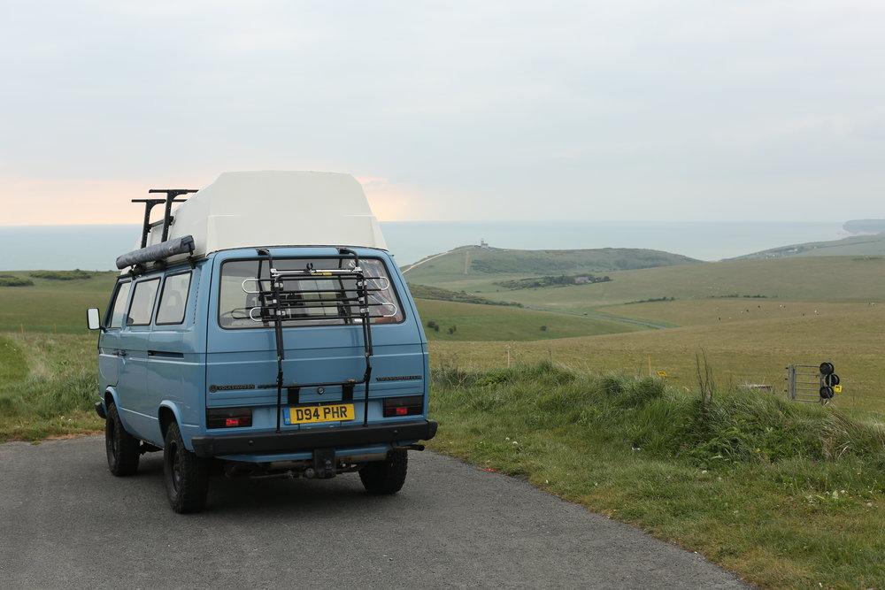 vw, vw syncro, vw t25, vw t3, vw t25 syncro, vw t3 syncro, vanagon, jack macgowan, bicycle touring apocalypse, explore, travel blog, bikepacking, surly, surly bikes, adventure blog, adventurer, syncro van, puch, puch 4wd, campervan blog, van life, van life blog