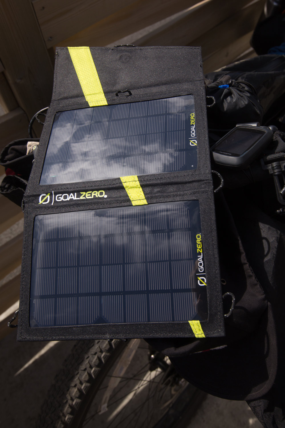 Goal Zero   have a proven track record of providing reliable solar power in the field.