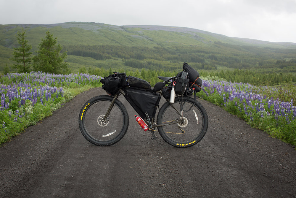 bikepacking, bikepacking blog, bikepacking gear, bikepacking routes, bicycle touring, bicycle touring blog, bicycle touring apocalypse, cyclist, jack mac, jack macgowan, van life, surly, surly bikes, 29er, fat bike, iceland, visit iceland, Laugavegur, Laugavegur hiking trail, wildcat gear, rvelate designs, atm handmade goods, j paks, j paks farvapak, trangia, car sick designs, car sick designs handee randee, firepot, firepot food, outdoor food, atm, atm handmade good, andrew the maker