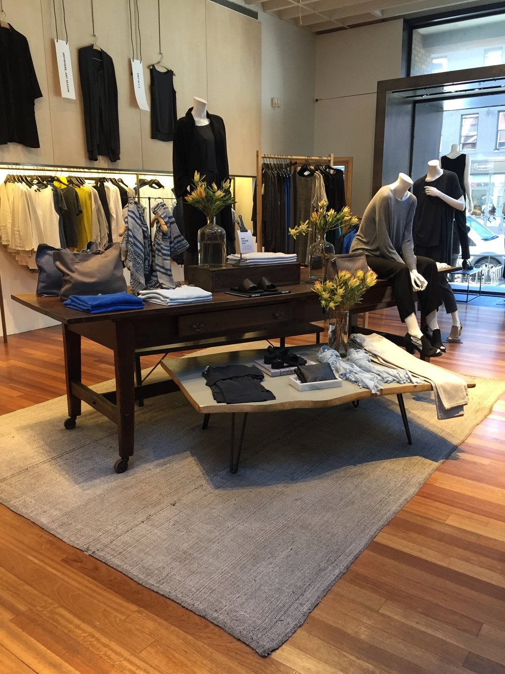 Eileen Fisher Store I SoHo