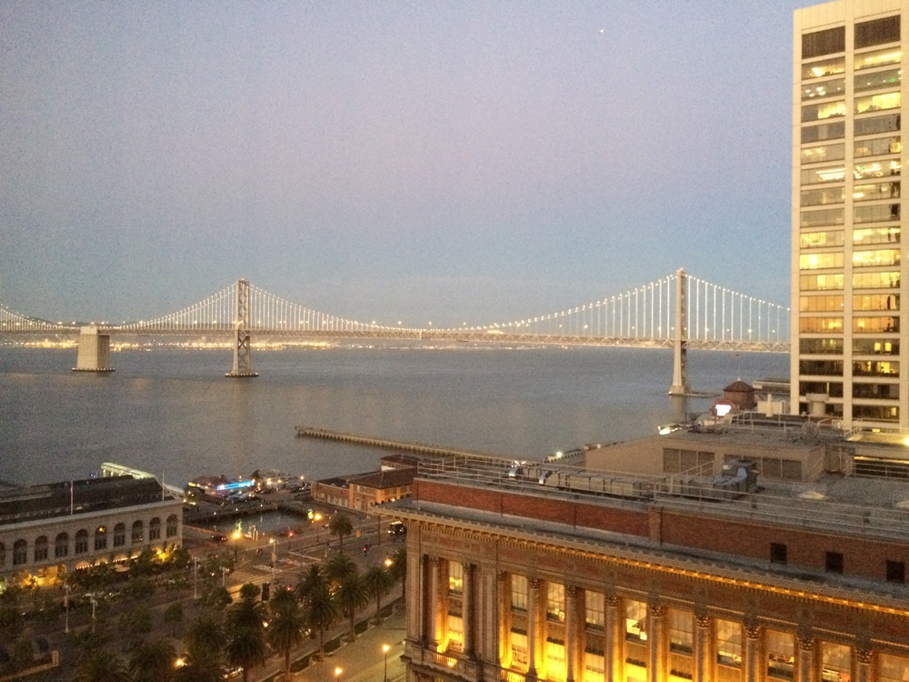 View from the Regency Club