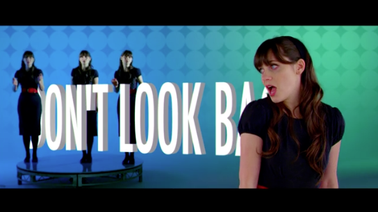 "She & Him, ""Don't Look Back"