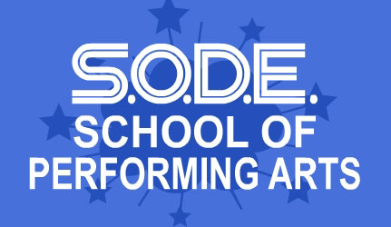 S.O.D.E. School of Performing Arts is a mobile dance program.  We build custom curriculums for educational institutions nationwide.  For booking information and schedule, contact  SODE .