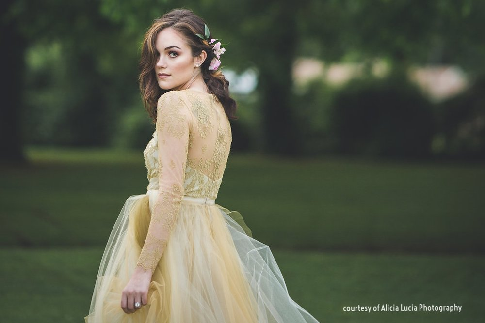How do you dream - of looking on your wedding day?