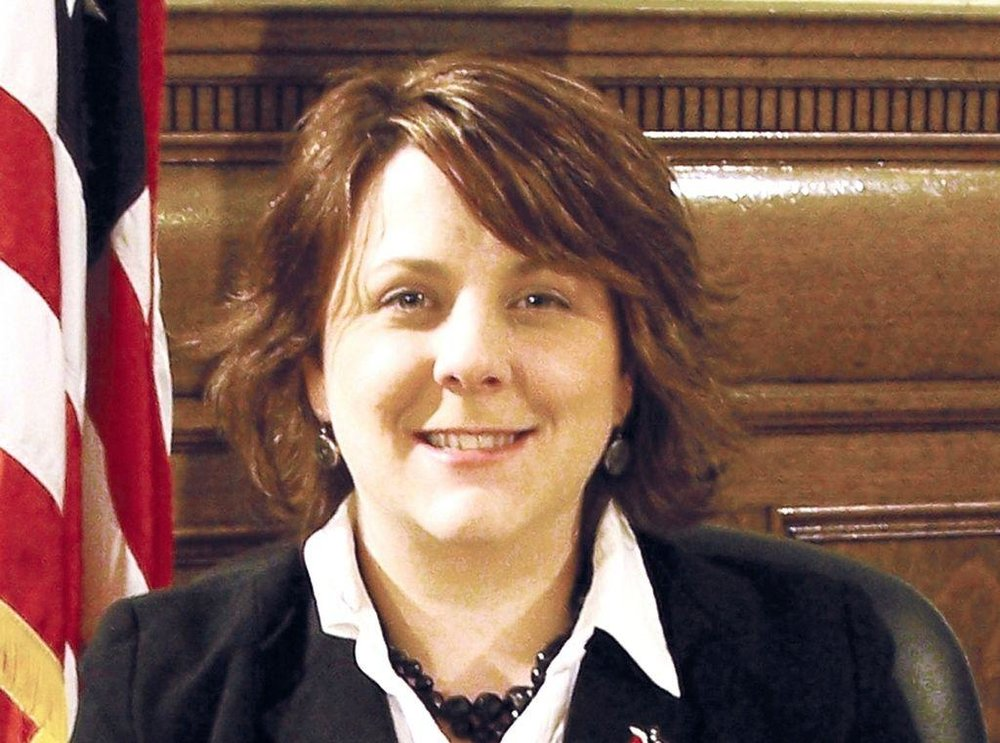 Massachusetts State Rep. Michelle DuBois, D-Brockton, represents the 10th Plymouth District.