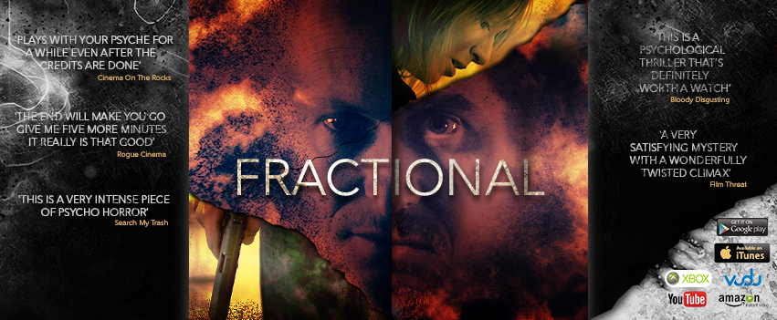 Fractional release poster.