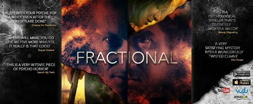 'Fractional' realease poster