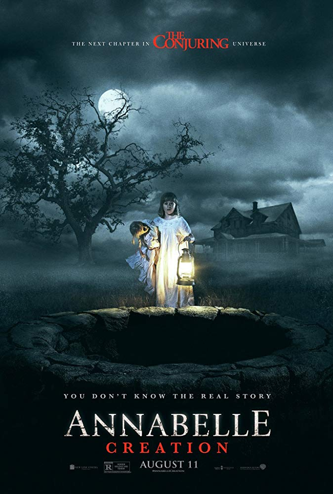 Annabelle creation poster