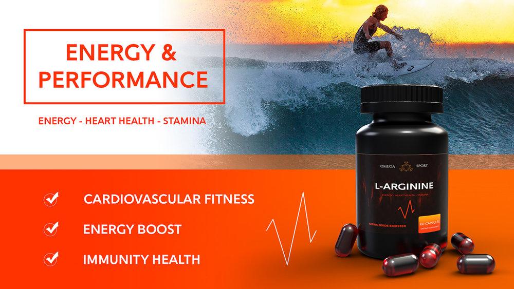 Vitamin supplement retail advert