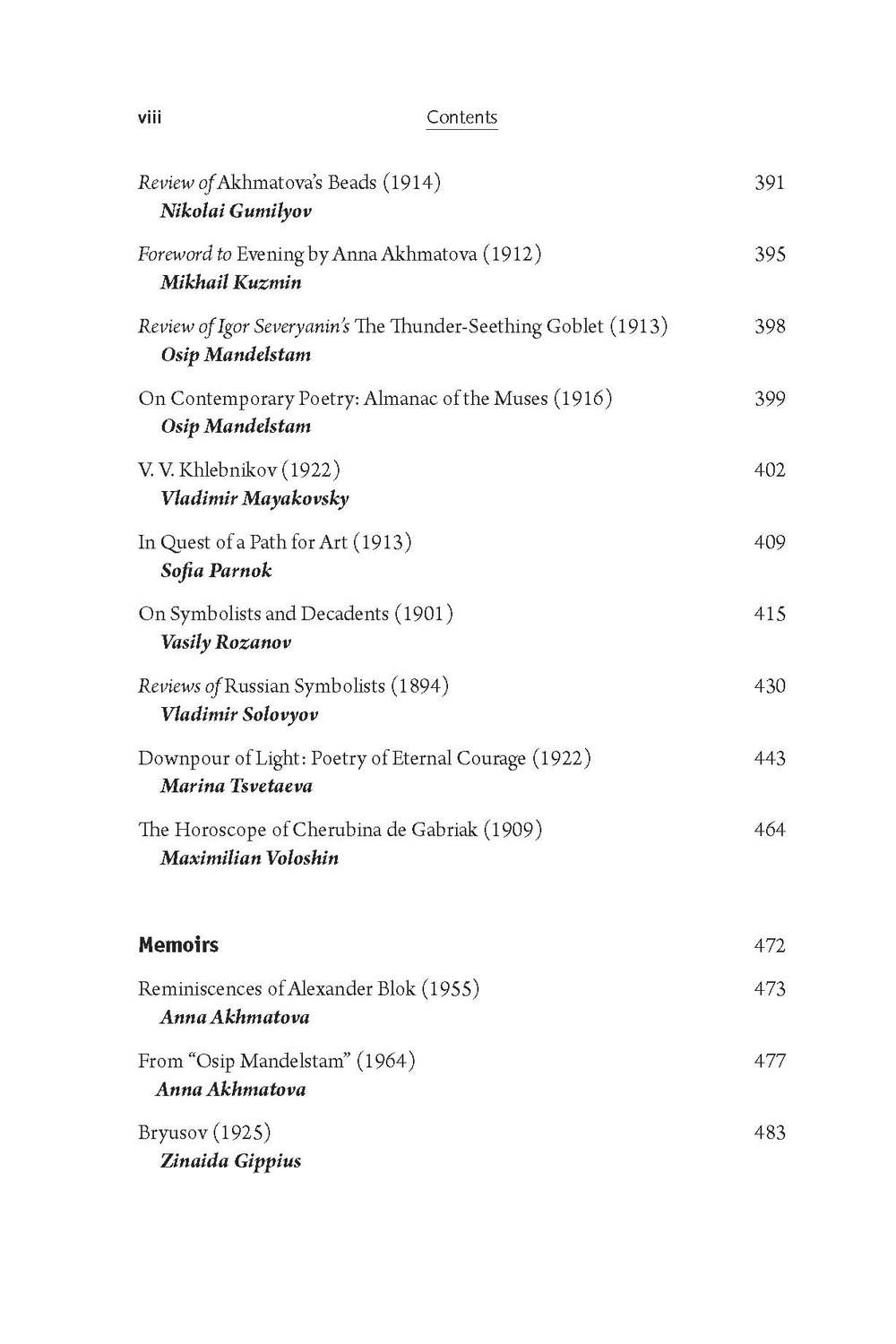 Russian Silver Age Poetry Texts And Contexts Academic Studies Press