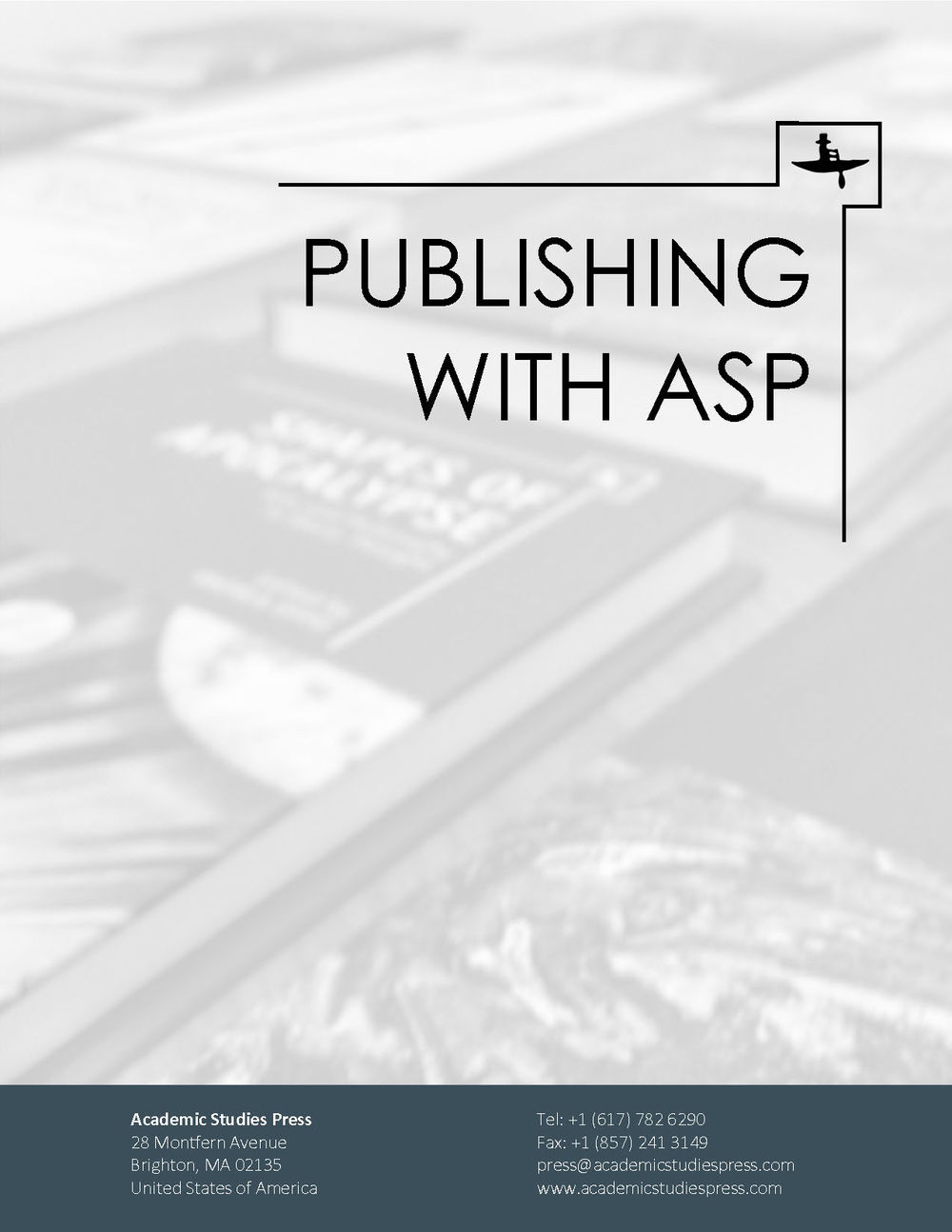 Publishing with ASP