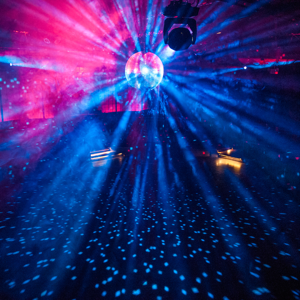 The main dance floor at Good Room. Photo courtesy of Good Room