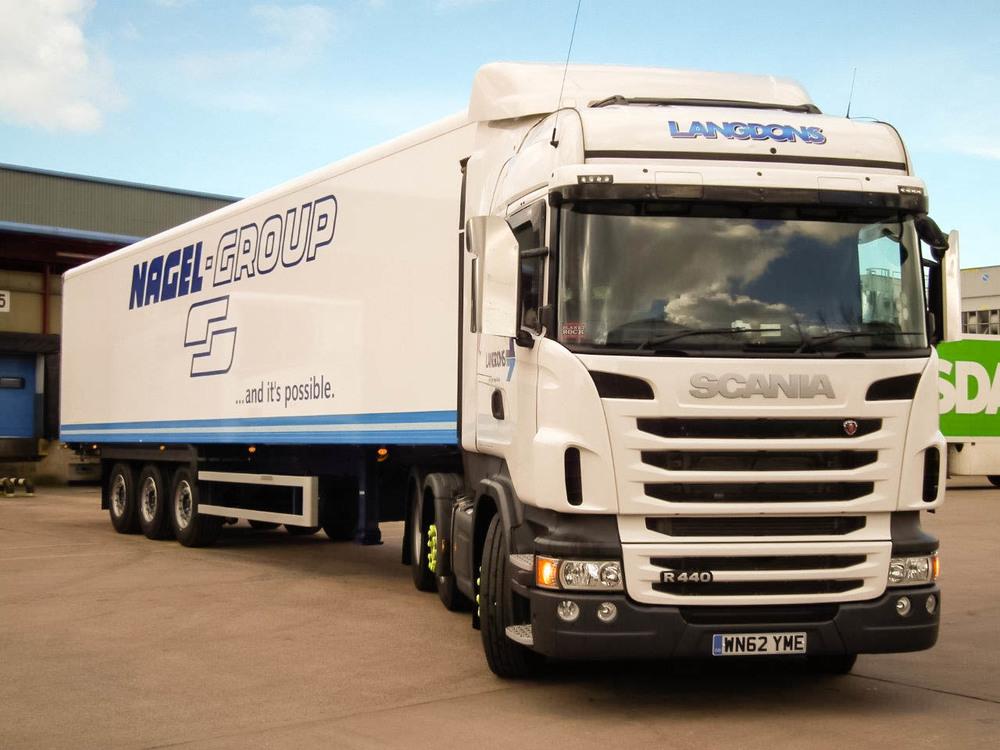 Landons Group - 我們的運輸伙伴