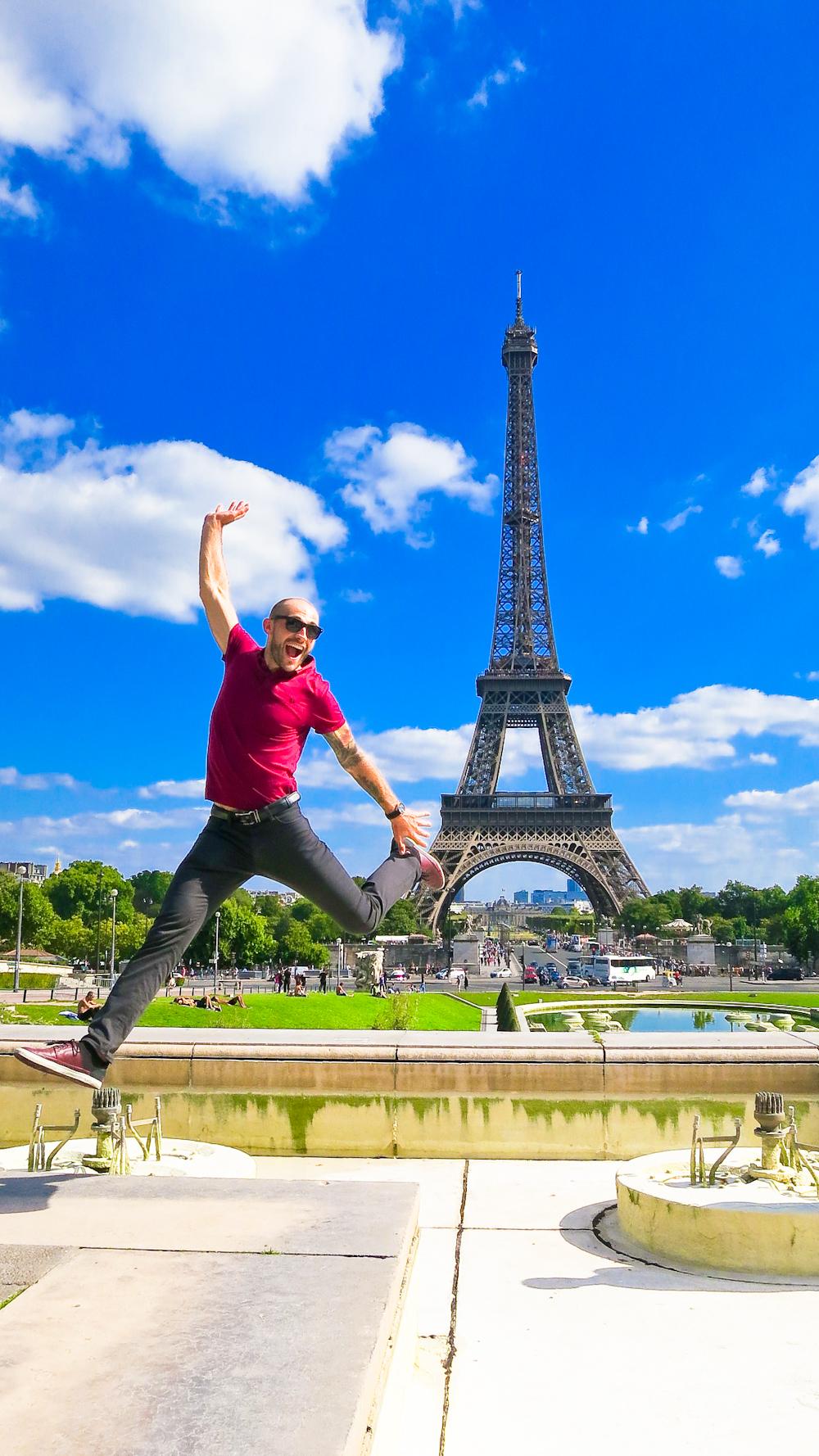 Kamy Bruder in Paris, France
