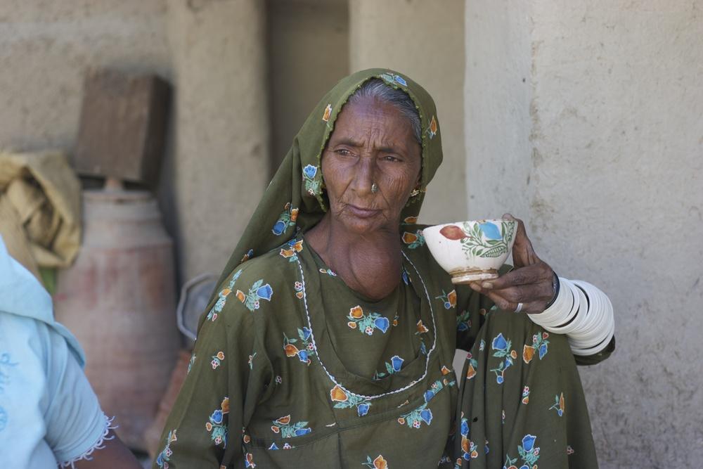Gujri - Village Elder