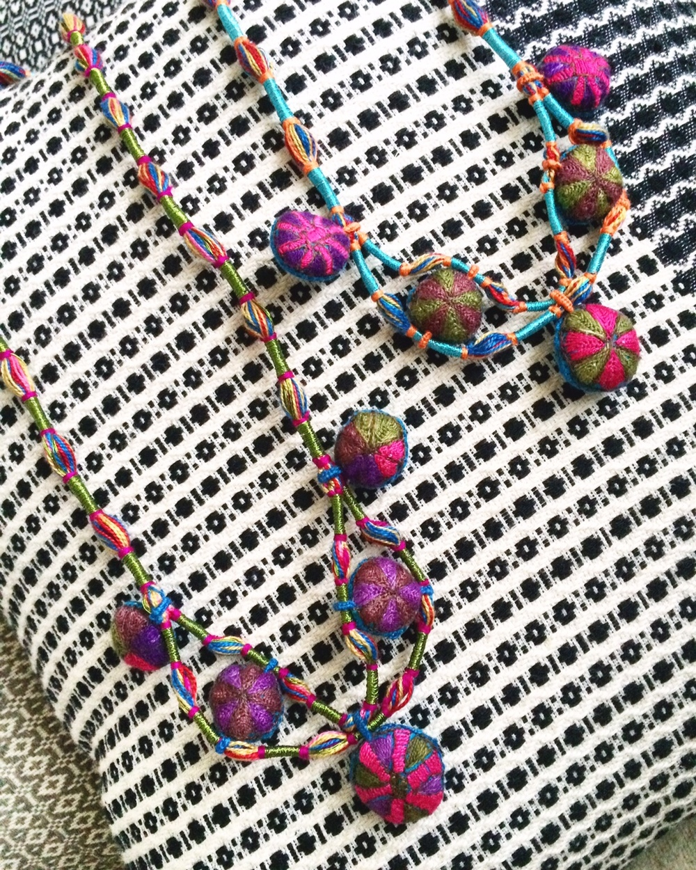 Bhagul Necklaces for Quidditas selection