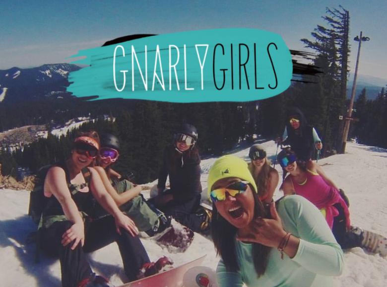 GNARLY GIRLS