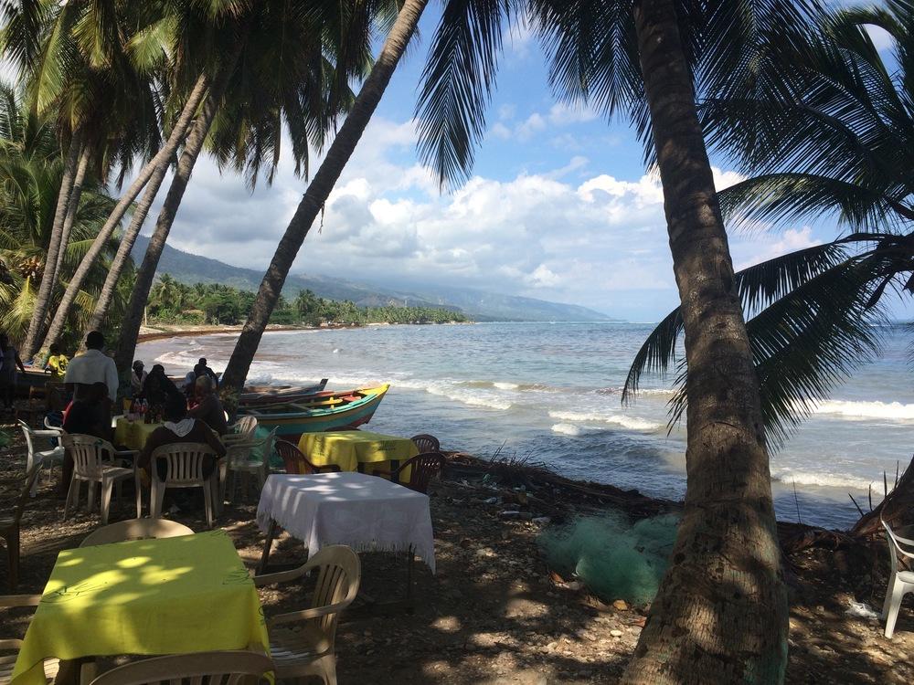 Jacmel Beach, Haiti