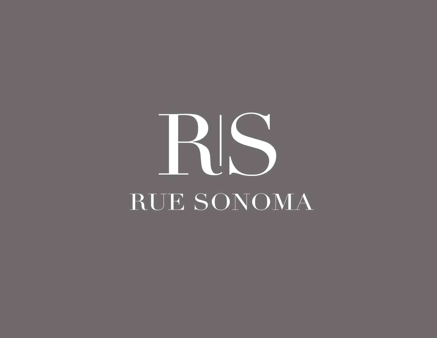RUE Sonoma by Rupiper Designs