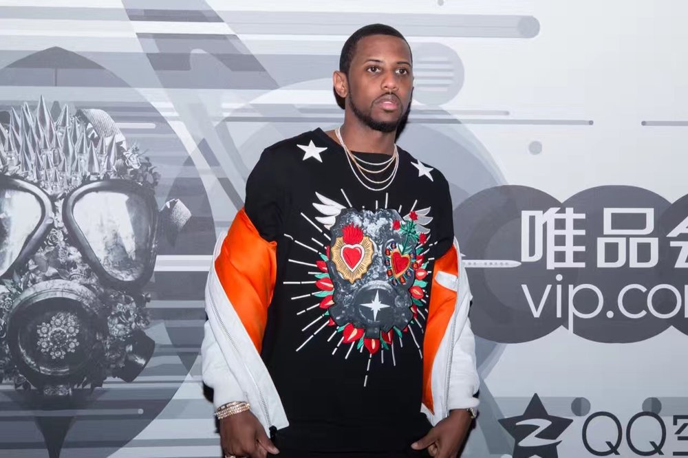 Celebrity Fabolous Attended CHI ZHANG FW17 Fashion Show