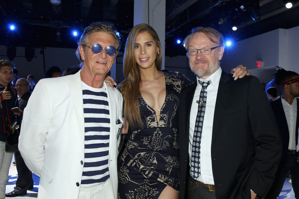 Nick Graham, Carmen Carrera, Jared Harris, Getty Images - Janice Yim.jpg