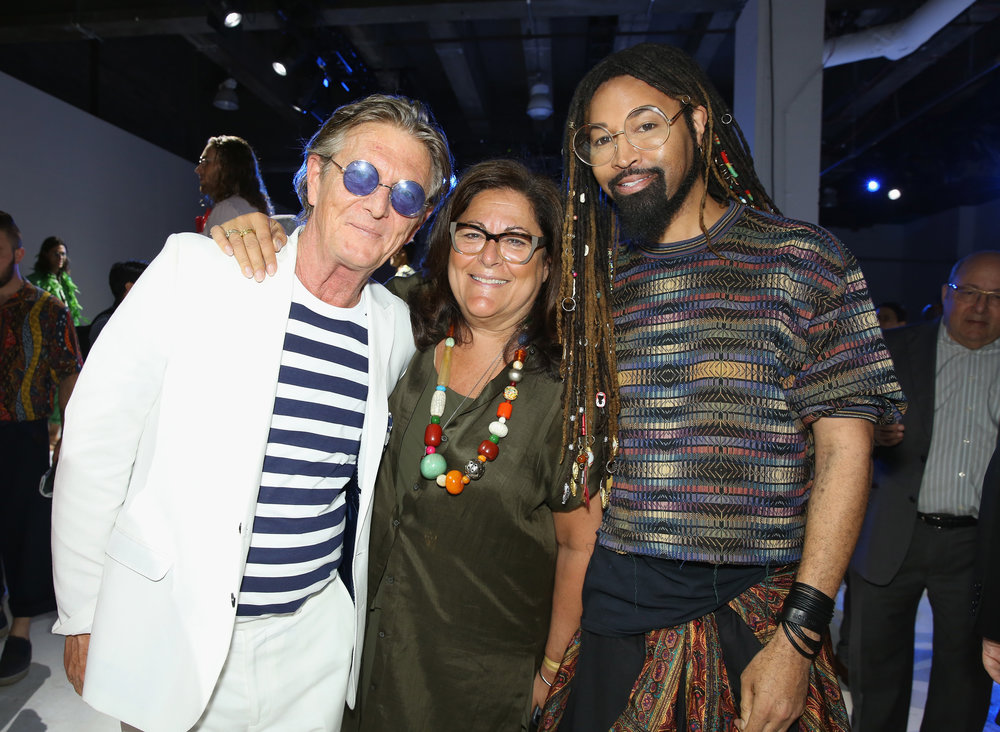 Fern Mallis, Nick Graham, and Ty Hunter,Getty Images - Janice Yim.jpg
