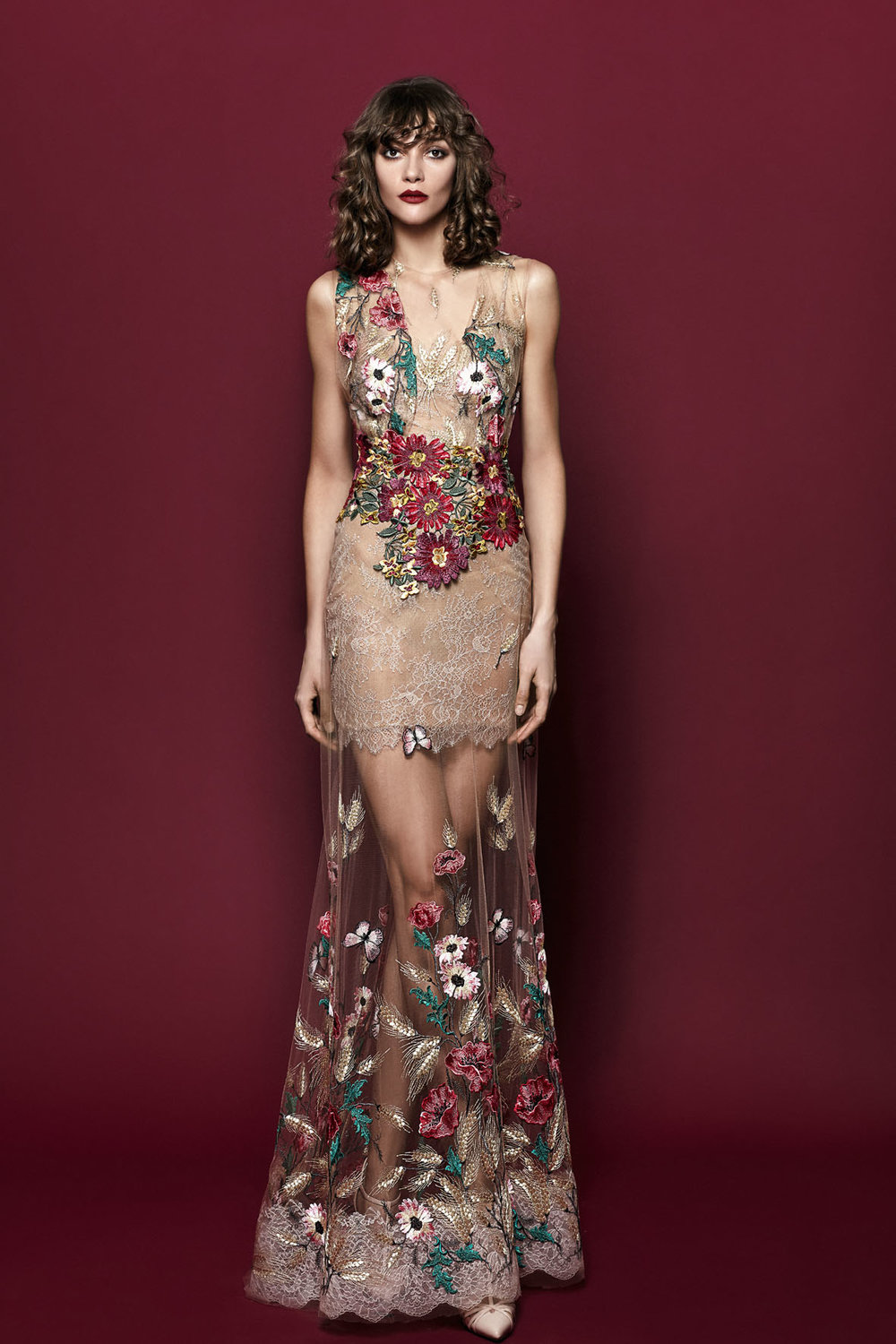 dress-flower-nude-tul-rose-flowers-short-high-fashion-desing-yolan-cris-night-out-yolancris.jpg