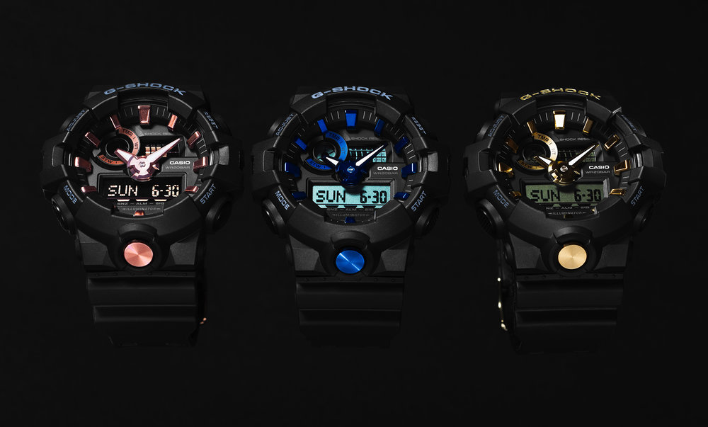 G-SHOCK GA710 - Shop Now