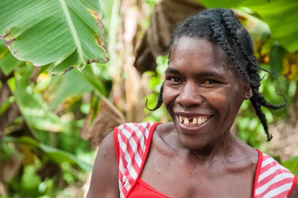 Panosa from Haiti.