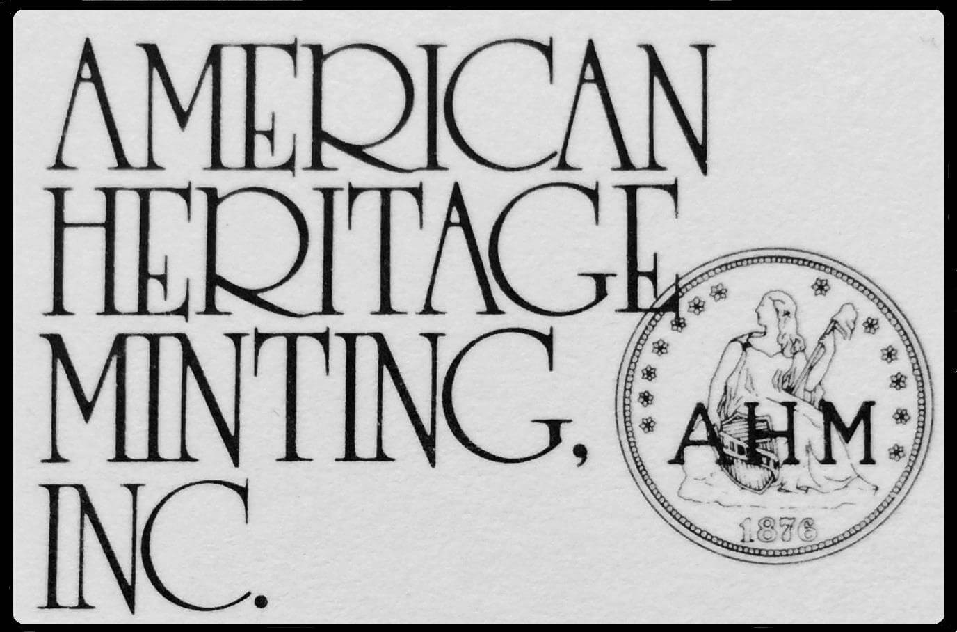 American Heritage Minting, Inc.
