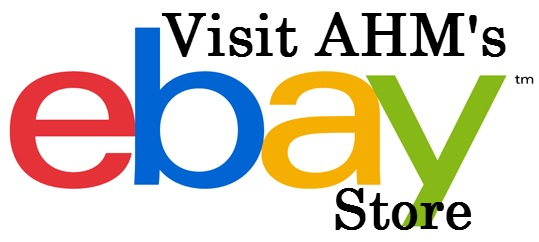 VISIT AHM ON EBAY