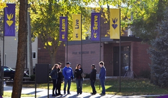Partner University - Waldorf is a liberal arts university with Christian foundations where high ethical standards, philanthropy, and cultural diversity are encouraged. Located in Forest City, Iowa, Waldorf offers both online and residential degree programs.