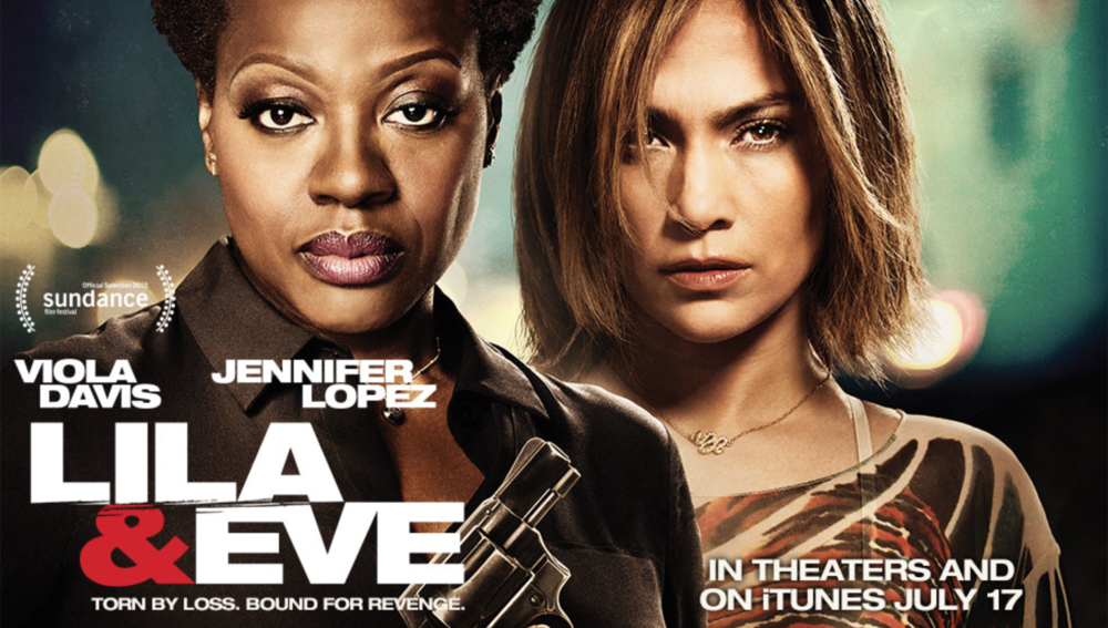Lila & Eve (2015) HD