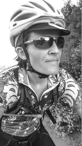 Liz Bottrell - Artisan Physical Therapy - biking