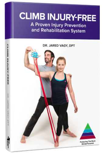 Climb INJURY-FREE - Dr. Vagy just released another book! You can find it on Amazon now.