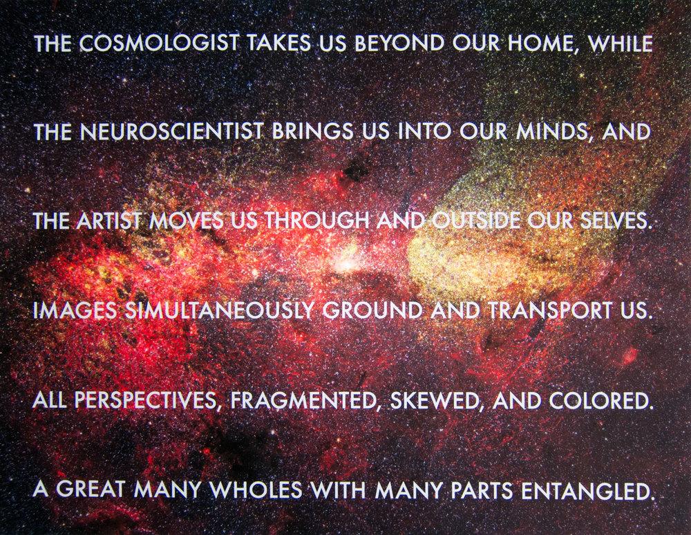 Cosmoneurography