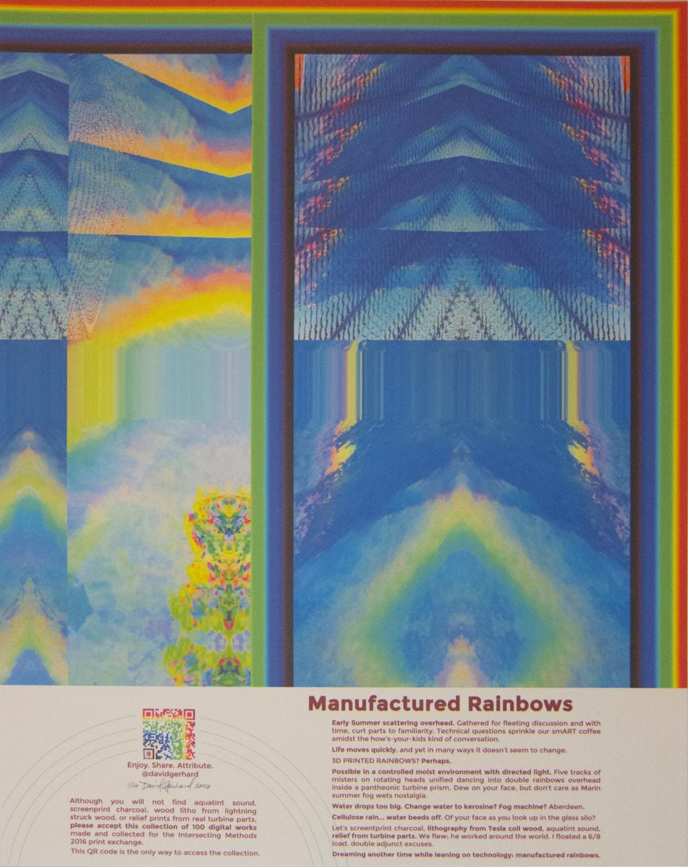 Manufactured Rainbow