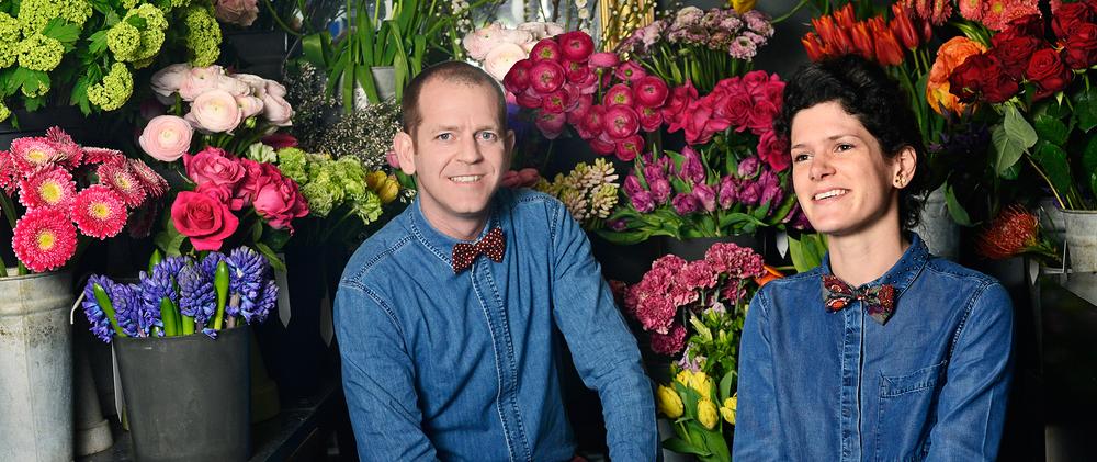 Tom Degroote & Caroline Comyn