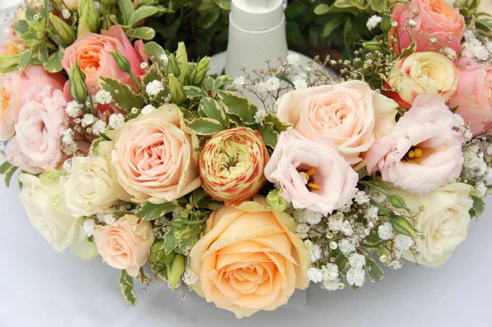 Wedding pretty pastel - Degrootebloemen.be
