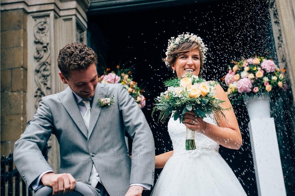 Huwelijk - Degrootebloemen.be