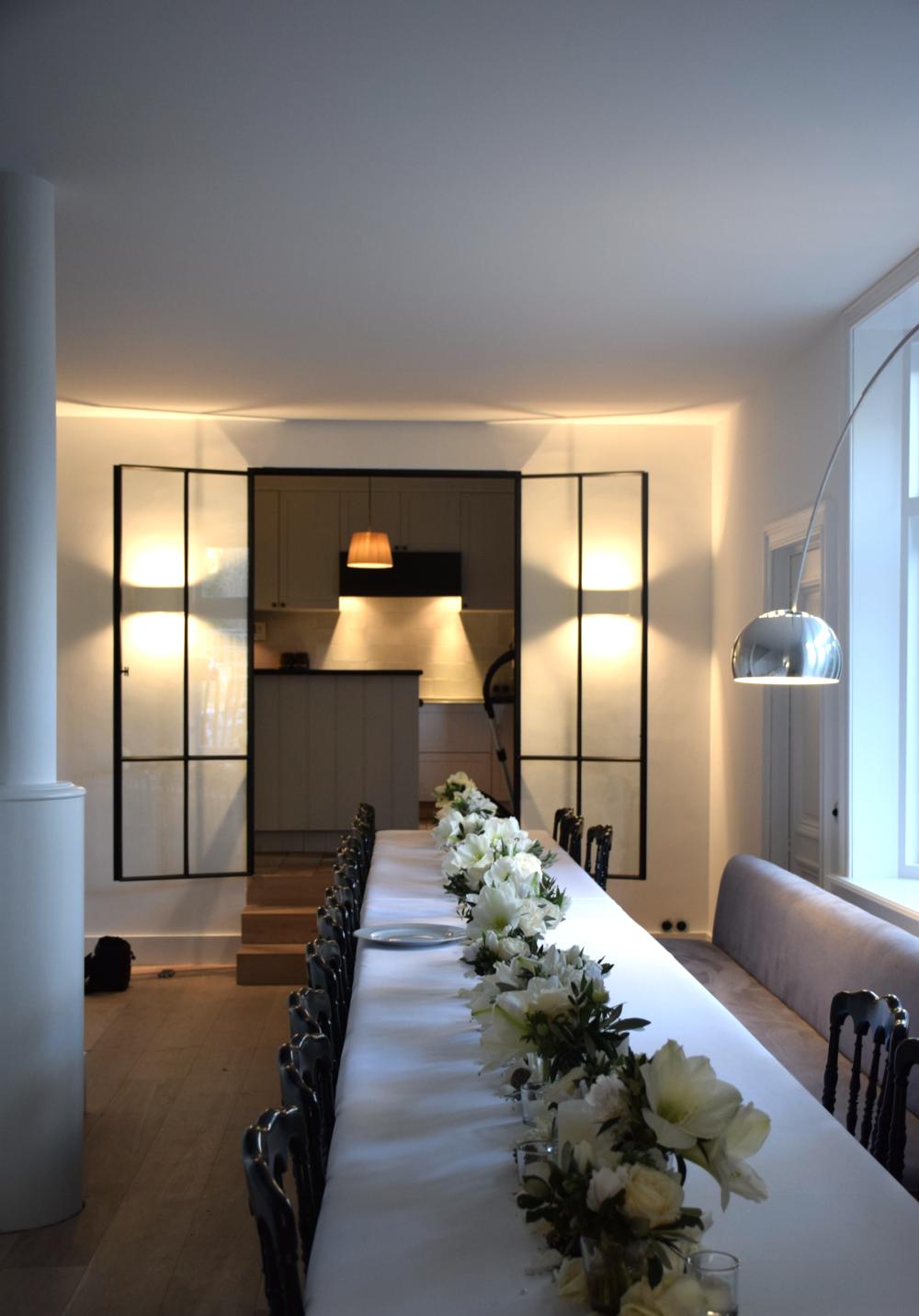 Tafeldecoratie - Degrootebloemen.be