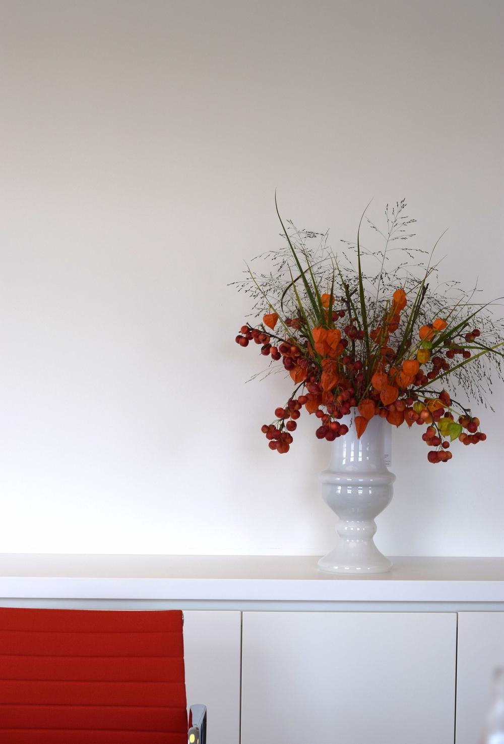 Bloemenabonnementen voor bedrijven - Degrootebloemen.be