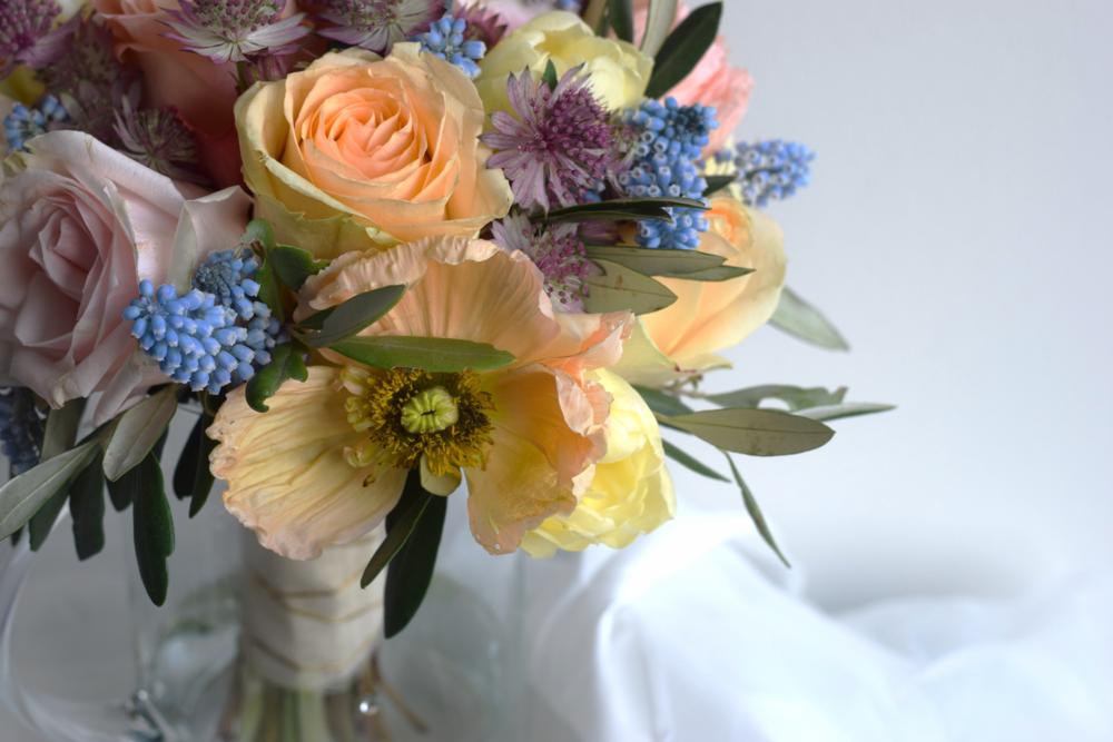 Bruidsboeket - Degrootebloemen.be