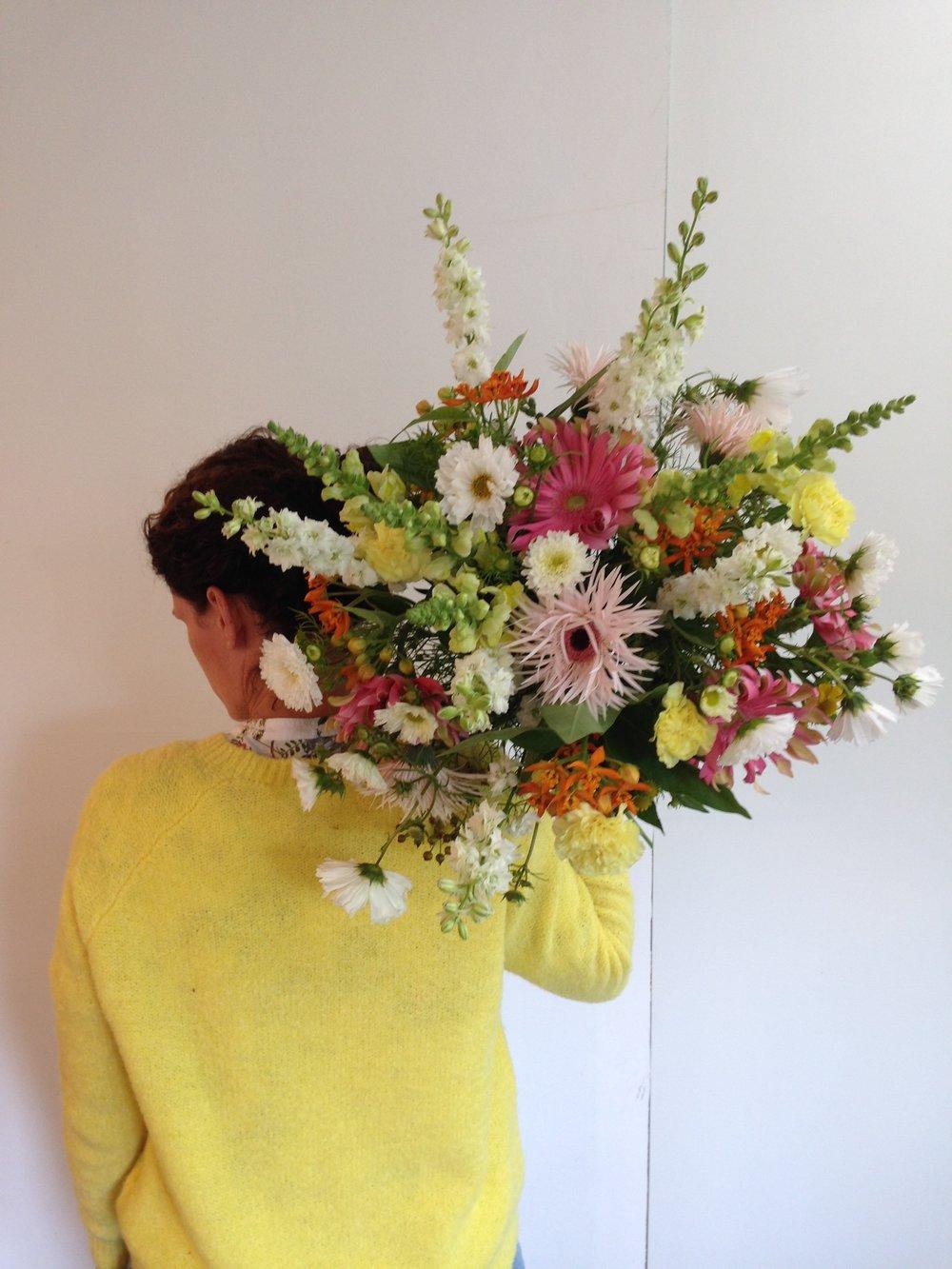 bloemen laten leveren? - bestel boeket