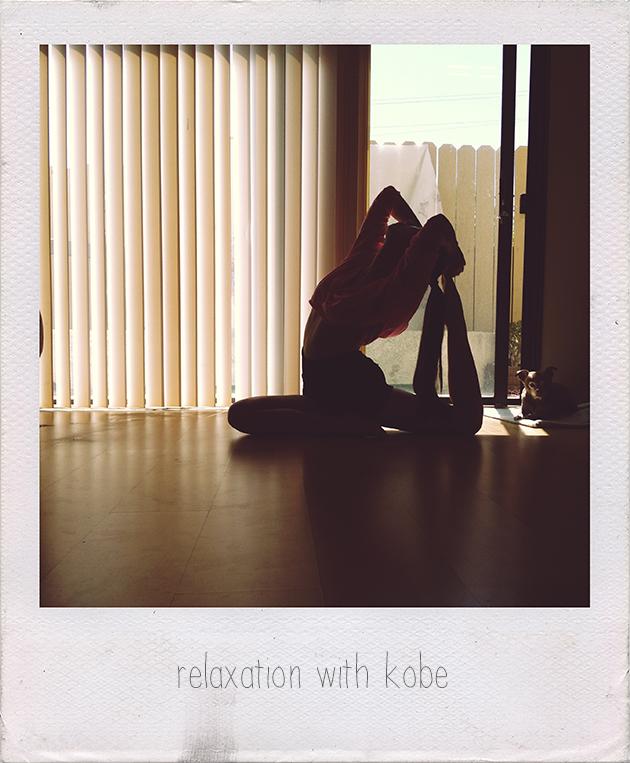Me and Kobe