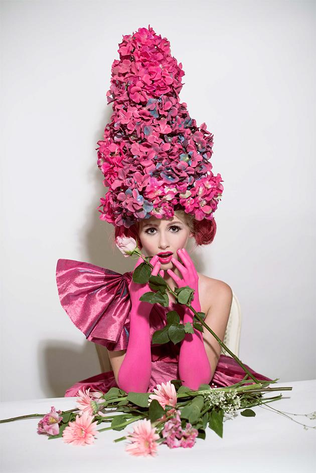 floral hair2