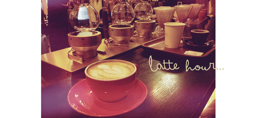 latte hour