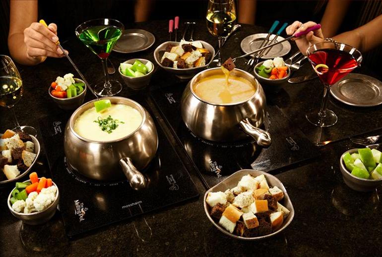 The Melting Pot - The Original Fondue Restaurant