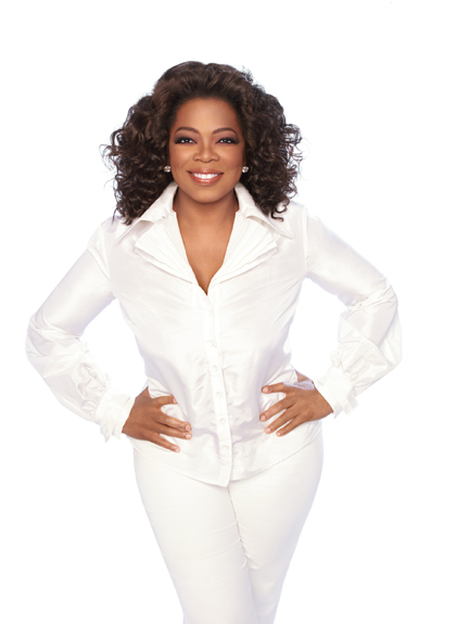 Oprah by Matthew Jordan Smith Copyright Matthew Jordan Smith © All Rights Reserved